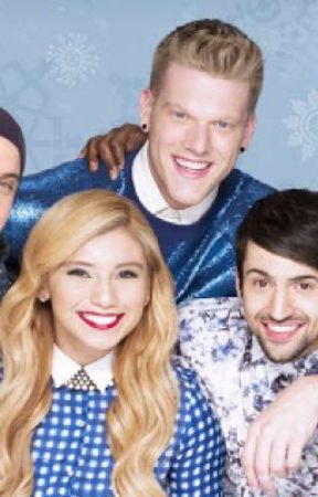 Are kirstie and avi from pentatonix hookup