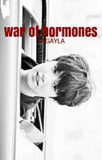War Of Hormones (vkook/bts) by kagayla