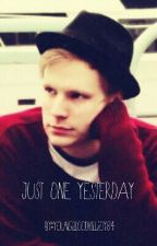 Just One Yesterday - a Patrick Stump fan fic. by YoungbloodKilljoy84