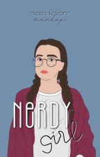 NERDY GIRL by _sweetcake