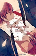 Mischievous Kiss [Karma x Reader] by unicornsandknives