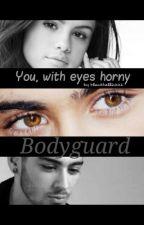 Bodyguard الحارس الشخصي by blackhell2002