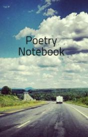 Poetry Notebook by Ani42597