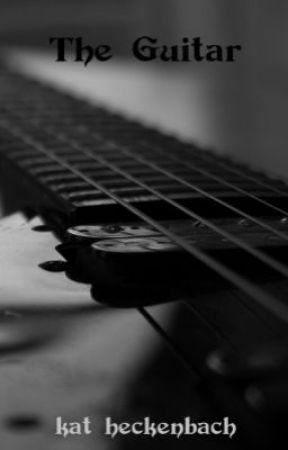 The Guitar by KatHeckenbach