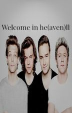 Welcome in he(aven)ll by Dominniel