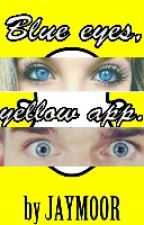 BLUE EYES, YELLOW APP [Kovy(Gameball) CZ Fanfiction] by MarkettJaymoor