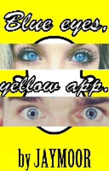 BLUE EYES, YELLOW APP [Kovy(Gameball) CZ Fanfiction]