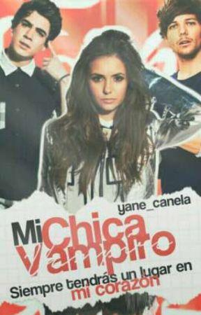 Mi Chica Vampiro||Jos Canela & Tu  by yane_canela