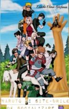 Naruto și site-urile de socializare by elenaaenache3