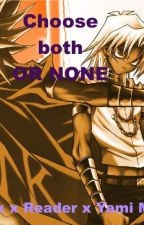Our Bloody Secret - Yugioh (Slight-Shy!Marik x Reader x Yami Marik - Vampire/Romance Story) by Somethingwriting