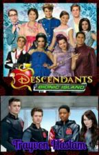 Disney Descendants: Bionic Island (Special Event) by trayvonhaslam