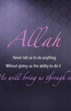 Hijab, Allah and Islam by PathaniHijabi