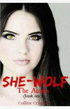 She-Wolf by collinemarley