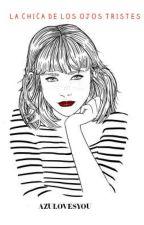 La chica de los ojos tristes | V (BTS) by Azulovesyou