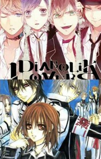First Eve(Diabolik Lovers vs Vampire Knight love story)