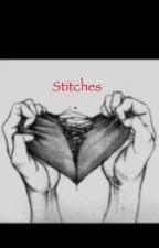 • Stitches • by kitty__sadface