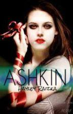 Ashkin by SilverElfin