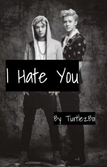 I Hate You (Hunhan)