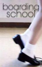 Boarding School ➢Español (H.S. au) by Karen_pilar96