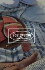 ICE CREAM |BTS|JEON JUNGKOOK| 3 by catallenia