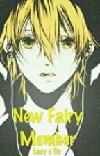 New Fairy member (Lucy x oc) by FT_Fanfic_Reader