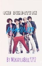 One Direction Imagines by MikaylaBell9292