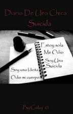 Diario De Una Suicida by Plumas-y-Papel