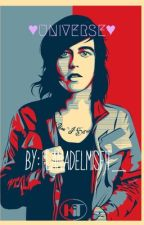 Universe (A Kellin Quinn Fanfic) by null___