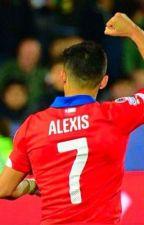 Mi maravilla: Alexis Sanchez y Tu by nutria1213