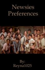 Newsies Preferences by Reyna1025