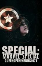 Special: Marvel Special (CAPTAIN AMERICA & AVENGER FAN FIC) by GeeksLikeUs
