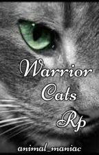 Warrior Cats RP *Transferred to @WarriorCatManiacs * by animal_maniac
