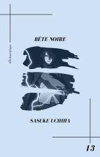 bête noire » uchiha sasuke by malikjuana
