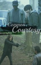 Common Courtesy ⇴ Leo Elster by runawayking