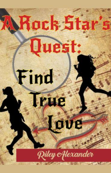 A Rock Star's Quest: Find True Love (GirlXGirl)