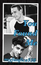 You found me (a one direction fanfiction) by cutedorkharry