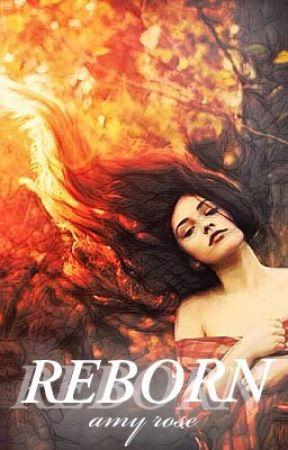 Reborn (Teen Wolf • Derek Hale FanFiction) by ATotalNerd
