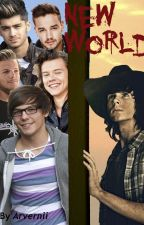 New World [Gay Chandler Riggs/1D fusion fanfic] by Arvernii