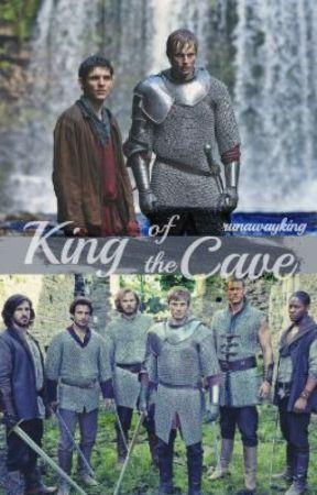 King of the Cave ⇉ Merlin by runawayking