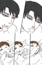Daddy!Levi x Mommy! Reader (AU) by bundleoflevi