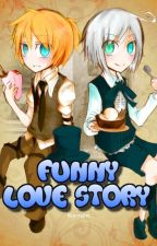Funny Love Story (Piko x Len smut) by rin-now