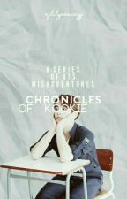 The Chronicles of Kookie: A Series of BTS' Misadventures by ajlilyeonnagj