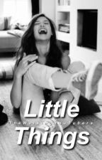little things (preston arsement- DISCONTINUED) by multistandomx