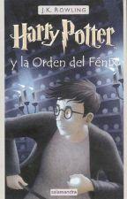 La Orden del Fénix by RooZapata13