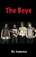 The Boys (ot4) by SourSmokingPain