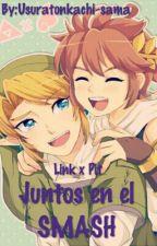 [Link x Pit] Juntos en el SMASH by Usuratonkachi-sama