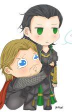 Halloween! Loki x reader by izabooty