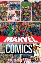 Marvel Comics by zdlymuffin