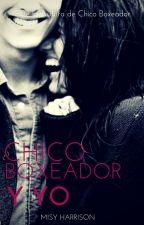 Chico Boxeador Y Yo #2 (Borrador) by Misyharrison