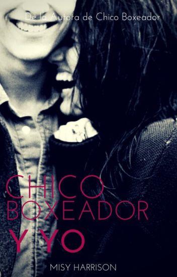 Chico Boxeador Y Yo #2 (Borrador)